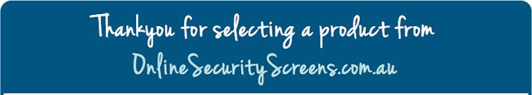 Online Security Screens